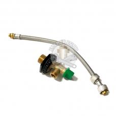 Запорный вентиль и гибкий шланг Roca арт. 7V0040400R