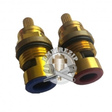 Комплект кран-букс Zucchetti арт. R9742P.9500