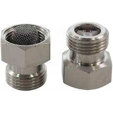 Обратный клапан с грязевым фильтром Oras 198473/2
